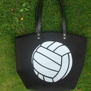 Handbags - Volleyball Tote